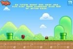 Evita que Mario se escape por alguna de las tuberías del escenario