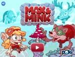 La unión y la cooperación serán claves para que Max y Mink resuelvan con éxito cada pantalla