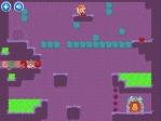 Para ello deberán completar todos los niveles de este juego de plataformas lleno de puzles