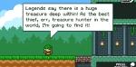 Ayuda al protagonista a buscar el tesoro oculto en estas mazmorras