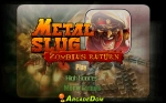 Pulsa Play para empezar a abatir zombies en Metal Slug vs Zombies