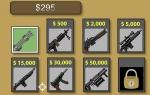 Gana dinero en Metal Slug vs Zombies para poder adquirir nuevas armas