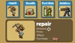 En Metal Slug vs Zombies también podrás adquirir otras mejoras