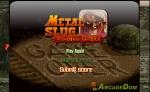 ¿Game Over? Envía tu puntuación para aparecer en el ranking de Metal Slug vs Zombies