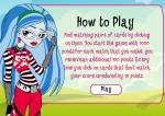 Sigue las instrucciones para emparejar las imágenes en Monster High