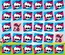 El nivel más difícil de Monster High nos ofrece quince parejas para resolver