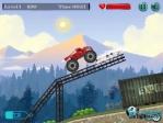 Tu Monster Truck a punto de salir por los aires