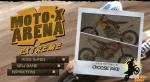 Escoge entre las 2 motos disponibles para completar este gran juego de motocross