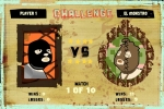 Enfréntate a temidos rivales en el ring de Nacho Wrestling