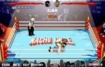 Pon en práctica todo tipo de llaves para derrotar a tu rival en Nacho Wrestling