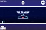 Simplemente haz click para cambiar la posición de tu cuadrado sobre la pantalla