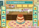 Una opción sería crear una tarta de bizcocho con varias capas