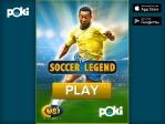Dale al play para comenzar a convertirte en una leyenda del fútbol como lo fue Pelé