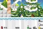 Los controles de Penguin Adventure 3 son muy sencillos de usar