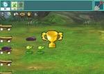 Pasa de nivel y gana trofeos al eliminar todos los zombis en Plants vs Zombies
