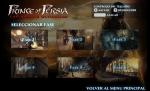 Elige la pantalla a la que deseas jugar en Prince of Persia: Las arenas olvidadas