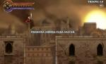 Salta para salvar los abismo en Prince of Persia: Las arenas olvidadas