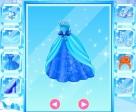 El vestido será un elemento esencial para que la Princesa Frozen vaya guapa