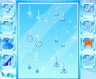 Escoger unos pendientes que realcen los rasgos de Princesa Frozen