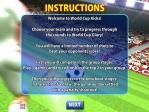 Sigue las instrucciones de Pro Evolution para alzarte con la copa del mundo