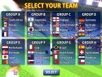 Elige tu selección favorita y proclámate Campeona del Mundo