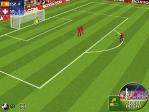 Elige la altura, dirección y efecto de tu lanzamiento en busca del gol