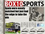 Copa los titulares de los periódicos con tus victorias