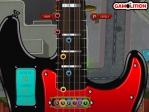 Márcate un riff de guitarra pulsando las teclas adecuadas en el momento justo