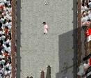 Echa a correr para evitar las cornadas en San Fermín