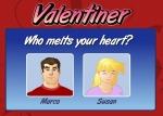 Elige a qué personaje conquistar en San Valentín