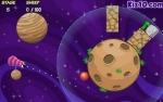 Aprovéchate de los diferentes elementos de Sheep vs Aliens 2: Zero Gravity para matar los aliens