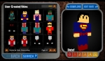 Incluso a Superman podrás encontrar entre los skins de Skincraft, utiliza el buscador