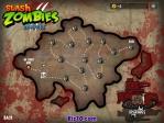 Recorre el mapa con tu tanque matando a todos los zombis