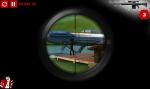 Busca a tus objetivos a través de la mirilla telescópica