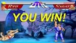 Asesta golpes definitivos a tu rival para proclamarte ganador en Street Fighter 2