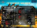 Personaliza tu soldado y elige sus armas para la batalla