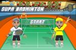Enfréntate a los mejores jugadores del mundo en Supa Badminton