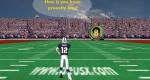Recibirás puntos por cada pelota que logres meter en los aros en Super Bowl