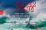 Elige uno de los tres niveles de dificultad para empezar a jugar a 'Super Pang'