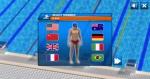 Elige qué país representar en las diferentes competiciones de natación