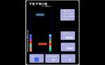 Con la letra 'P' puedes pasar Tetris Flash y pensar tu estrategia
