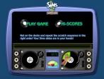 En The Sims 2 Nightlife DJ Booth te enfrentarás a una mesa de mezclas algo particular