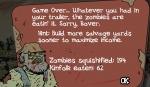 Matar o morir... esa es la principal cuestión de The Walking Dead