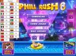 Elige el idioma que desees en Uphill Rush 6