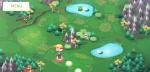 Mapa del juego Woodventure
