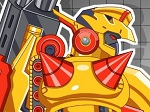Jugar gratis a Fierce Robot Fighter