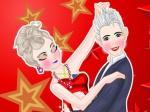 Jugar gratis a Elsa and Jack Salsa Dance