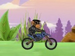 Jugar gratis a Monkey Motocross Island