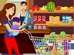 Jugar gratis a 10 Diferencias en el Supermercado