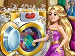 Jugar gratis a Goldie Princess Laundry Day